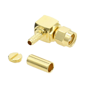 SMC Right-Angled Crimp Plug