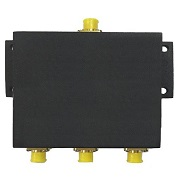 3-Way Power Splitter (Wilkinson Model, 698-2700MHz, 50W, SMA Female)