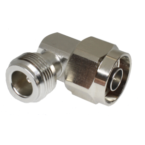 N Type J P Right Angle Adaptor Hex